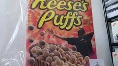 Travis Scott's Reese's Puffs Cereal Limited Edition