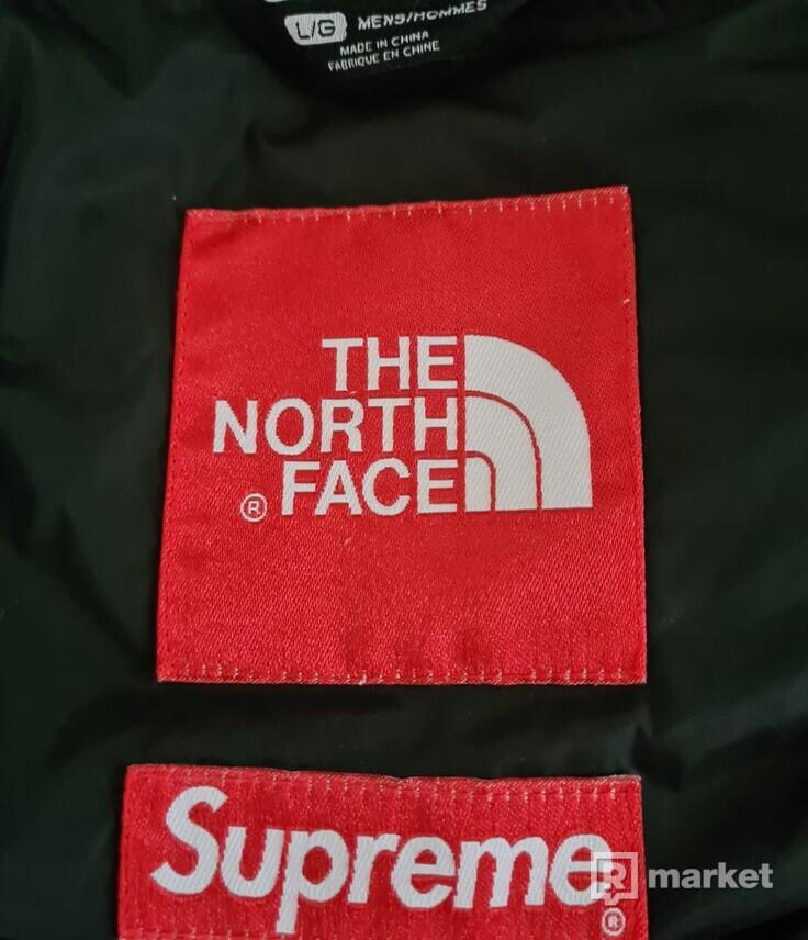 Supreme x North Face Fall/Winter 2013 / SIZE L