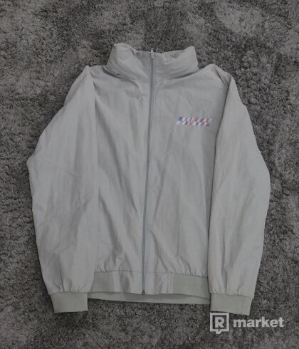 Palace One Tooth Jacket Grey SS 2015