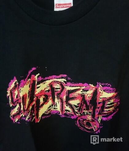Supreme Scratch tee DS