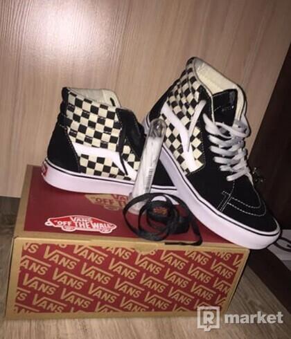 Vans Sk8-Hi Checkerboard