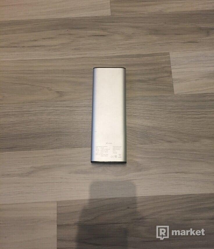 Powerbanka XLayer Plus MacBook 20100 mAh