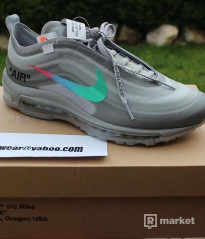 OFF WHITE AIR MAX MENTA veľ. 44,5