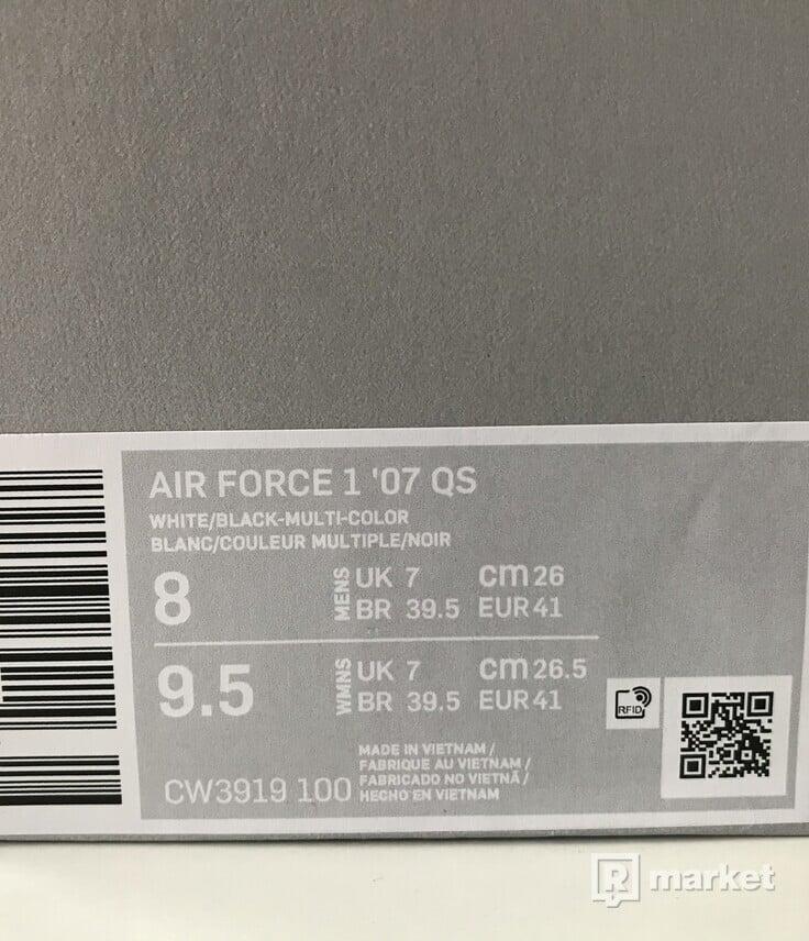 Air force 1 South Korea