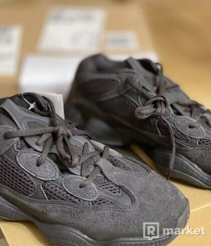 adidas Yeezy 500 Utility Black 42 2/3
