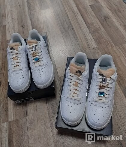Nike air force 1 wmns low Bling