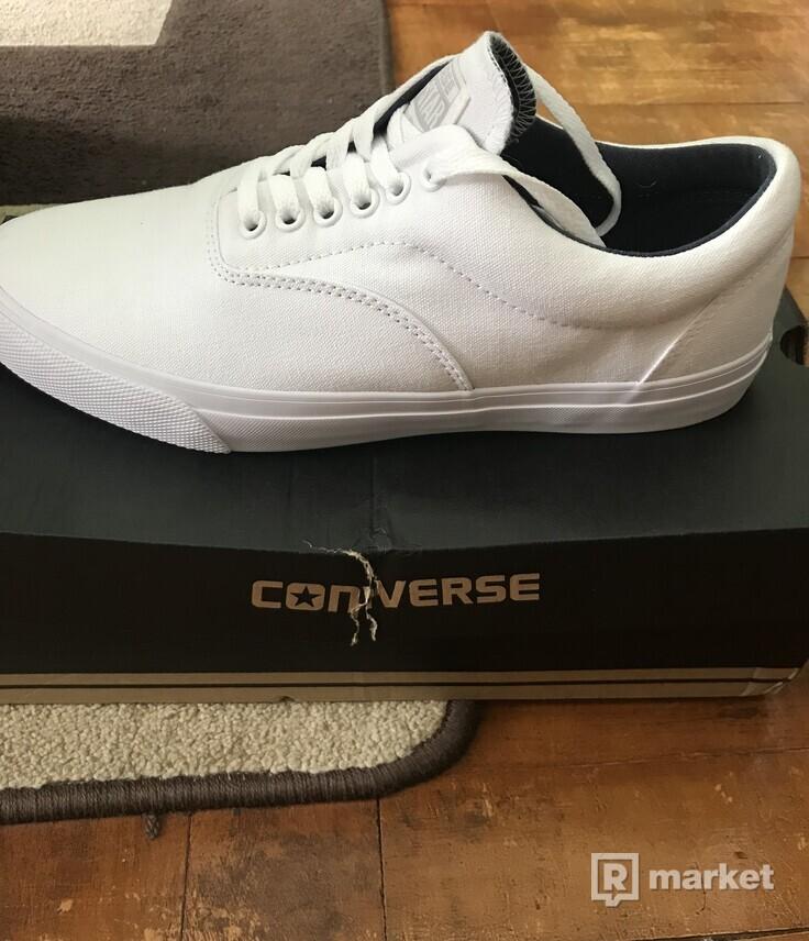 Predám nepoužité tenisky converse biele