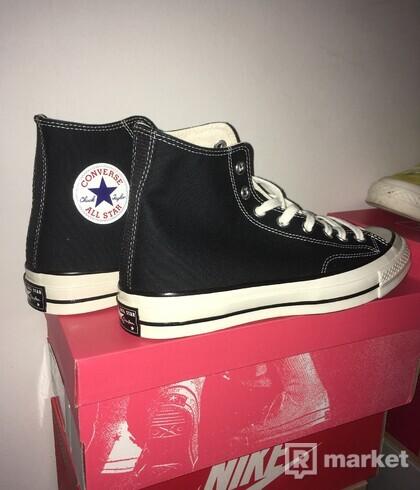 Converse 70 s hi black