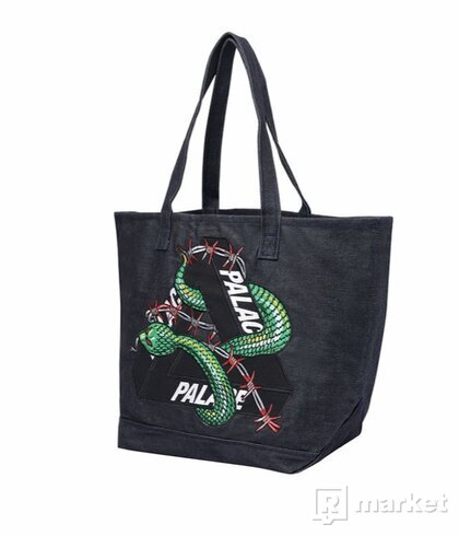 Palace Denim Bag