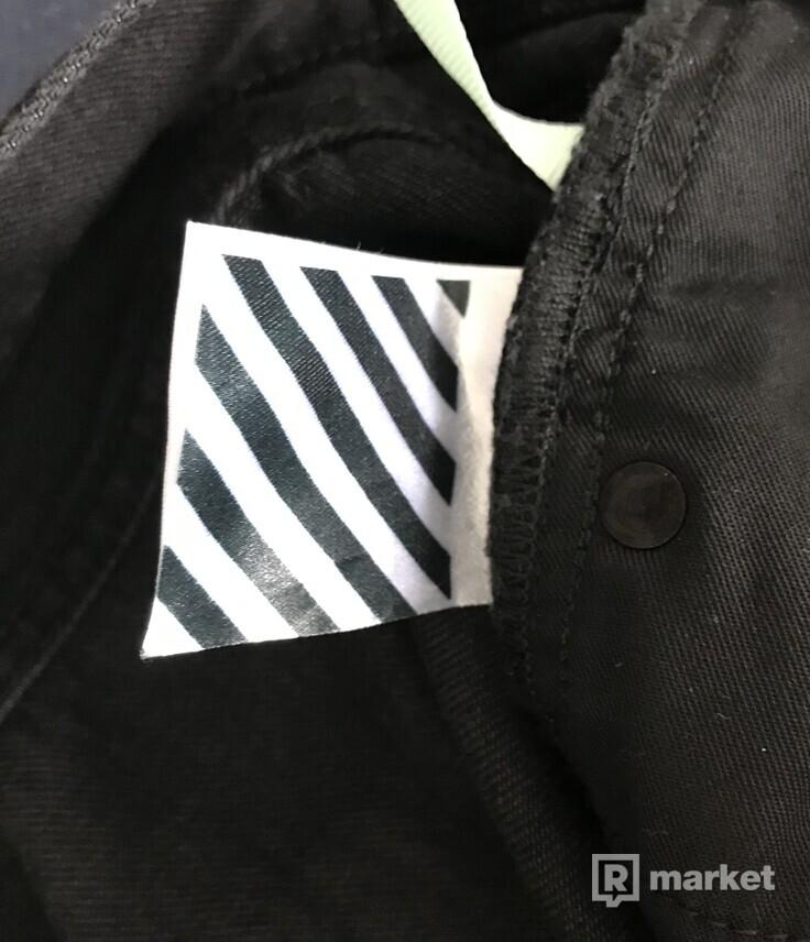 Off-White Denim 2013 5 pocket slim