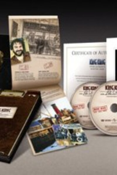 King Kong Peter Jackson's Production Diaries