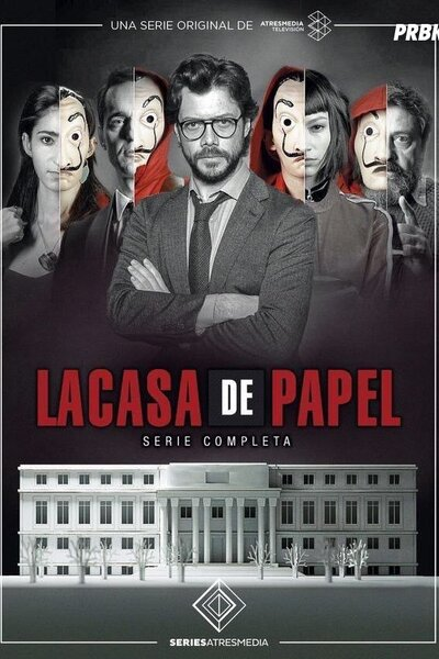 Money Heist (Antena 3 version)