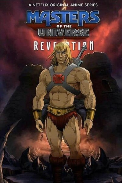 Masters of the Universe: Revelations