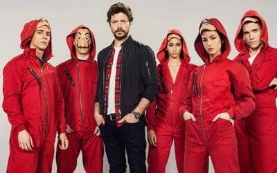 Money Heist (Netflix version)