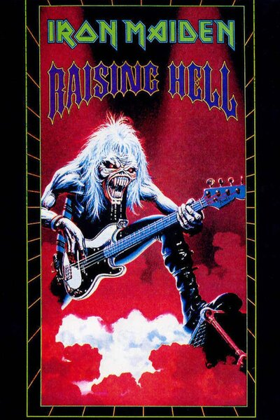 Iron Maiden: Raising Hell