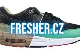 Premium čištění od Fresher