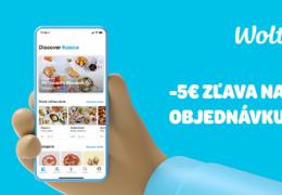 Kredit 5 eur na donášku z wolt.sk