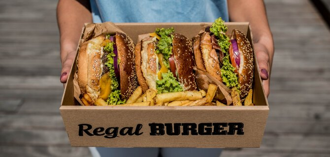 Burger od Regal Burger
