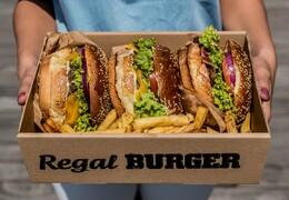 Burger od Regal Burger